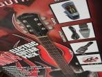 Pack Washburn Guitarra Eléctrica Más Amplficador + Funda + Cable + Correa + Afinador (PRODUCTO AGOTADO)