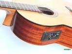 Guitarra Admira Española Cuerdas Nylon  Mod: Rosario  Electroacústica (PRODUCTO AGOTADO)
