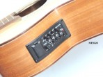 Guitarra Mesko  M - 09  Clasica Cuerdas Nylon Electroácustica