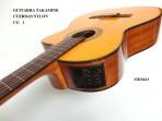 Guitarra Takamine Clásica Cuerdas Nylon GC - 1CE Natural Electroacústica Equalizador Takamine Con Afinador (PRODUCTO AGOTADO)