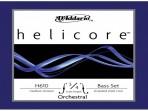 Juego Cuerdas Para Contrabajo 3/4  D'addario HELICORE H 610