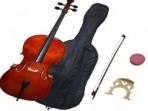 Violoncello Cremona SC - 200 = 3/4  Incluye Arco - Funda y Resina