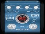 Multi  Efecto Zoom G2 R  Richie Kotzen Para Guitarra Electrica