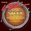 La Bella M 45 CB Juego De 6 Cuerdas Para Bajo 029 - 045 - 065 - 085 - 105 - 128
