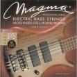 Magma  BE 170 N Juego De 4 Cuerdas Para Bajo 045 - 065 - 085 - 105
