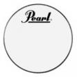 Parche Pearl Protone Batidor  BlancoPoroso 15