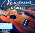 Juego Cuerdas Magma  UK - 100 NT Para Ukelele