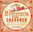 Juego  Cuerdas La Preferita by La Bella C80