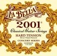 Juego Cuerdas Nylon La Bella 2001 Alta Tensión Para Guitarra