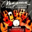 Juego Cuerdas Magma MA 100/8  Para Mandolina  8 Cdas.