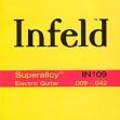Juego  Cuerdas Thomastik Infeld IN 109 = 009 - 042