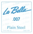 Cuerda La Bella  007 Primera Para Tiple