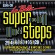 Juego De 6 Cuerdas Para Bajo La Bella SS - 45 CB Super Steps 029 - 045 - 065 - 085 - 105 - 0128