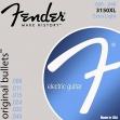 Juego De 6 Cuerdas Fender  3150 XL Para guitarra Eléctrica USA 009 - 011 - 015 - 024 - 032 - 040
