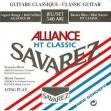 Juego De Cuerdas Nylon De Carbono Savarez Corun Alliance 540 ARJ Para Guitarra Clásica