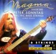 Juego De 6 Cuerdas Magma  PS 106 =  027 - 040 - 060 - 080 - 100 - 120