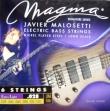 Juego De 6 Cuerdas Para Bajo Eléctrico Magma  JM 106  = 028 - 040 - 060 . 080 - 100 - 120
