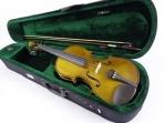 Violin Cremona  SV - 100 - 3/4  y  4/4 Con Arco Resina  y Estuche