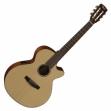 Guitarra Cort Cuerdas Nylon Electroacústica CEC 3 NS
