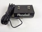Foot Swicht   Randall  2 Cambios - Channel Reverb -  Gain Chorus