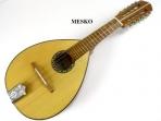 Mandolina Mesko 10 Cuerdas Tapa Pino - Caja Sapelli