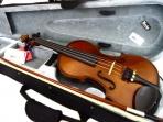 Violin Cremona SV - 75 1/2 Con Arco y Estuche