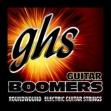 Juego Cuerdas Acero Guitarra Eléctrica  ghs BOOMERS  10 - 46