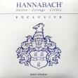 Juego Cuerdas Nylon Hannabach E X C L U S I V E  Higt Tensión