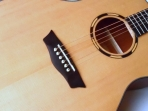 Guitarra Washburn  WL 010 SCE Electroácustica - Equalizador Fishman Con Afinador