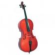 Violoncello  Cervini  HC - 100  4/4  Incluye Arco  - Resina y Funda
