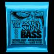 Juego de 4 Cuerdas Para Bajo Ernie Ball 2835 = 040 - 060 - 070 - 095