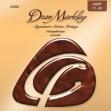 Juego Cuerdas Metálicas Dean Markley 2008 Guitarra Acústica  10 - 14 - 24 - 30 - 38 - 47 USA