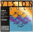 Juego Cuerdas Para Viola Thomastik VIS 200  VISION  SOLO
