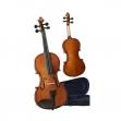 Violin Cervini by Cremona  HV - 200 Con Arco  Estche y Resina   3/4