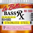 Juego de 5 Cuerdas Para Bajo Eléctrico La Bella  RX - N5D = 045 - 065 - 085 - 105 - 130