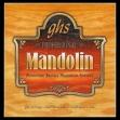 Juego de Cuerdas GHS A 250 Para Mandolina 8 Cuerdas