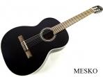 Guitarra Takamine Clásica Cuerdas Nylon  GC - 1 BLK Negra Electroacústica con Equlizador Fishman