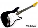 Guitarra Eléctrica Washburn S1 TS  SONAMASTER  3 Cápsulas Palanca de Vibrato