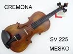 Violin Cremona SV - 225  4/4 Con Arco, Estuche , Resina