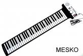 Piano Portatil LUJEX 61 Teclas, 128 Tonos