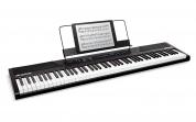 Piano Digital Alesis Recital 88 Teclas de Tamaño Completo