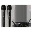 Micrófono AKG Inalambrico Vocal WMS 40 Mini Dual Vocal