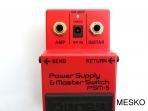 Pedal Boss PSM - 5 Power Spply Enaster Switch