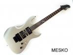 Guitarra Eléctrica Washburn X - SERIES 24 Espacios Capsulas Dobles  y 1 Simple de Alta calidad