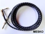 Cable Pug - Plug 6.3  L  3 Metros Para Instrumentos