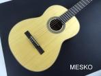 Guitarra Cort AC 200  - OP  Opaca, Cuerdas Nylon