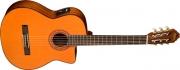 Guitarra Washburn C - 5 CE Cuerdas Nylon Con Equalizador  Con Afinador Barcus Berry